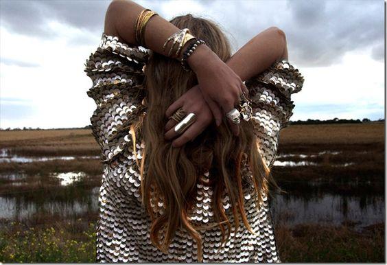 VelvetPlains6: Jewel, Fashion Style, Sequin Jacket, Style Inspiration, Dream Closet, Street Style, Fish Scale, Glitter, My Style