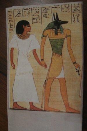 ANTICO EGITTO:     ANUBI – La più inquietante ed affascinante delle Divinità egizie: