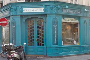 La Pharmacie est un restaurant et bar à vin. Ouvert 7 jours pour le déjeuner et le dîner et propose un brunch le dimanche. Un bistro traditionnel français avec une ambiance digne de l'emplacement. RESERVATION OBLIGATOIRE 22, rue Jean Pierre Timbaud, 75011, Paris