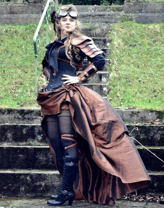 Steampunk goes so well with the Infernal Devices series!