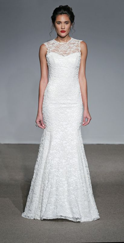 Anna Maier Ulla Maija Couture at BG Bridal. 212-872-8957