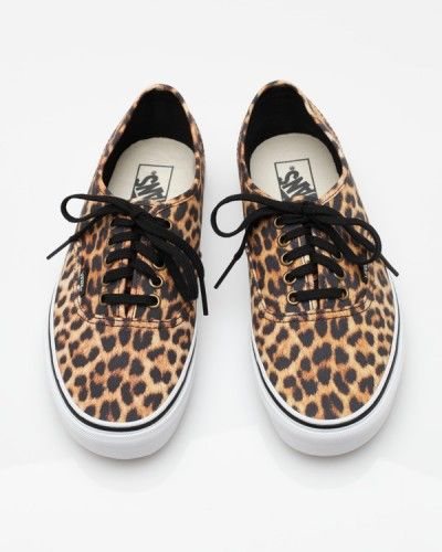 Authentic In Leopard