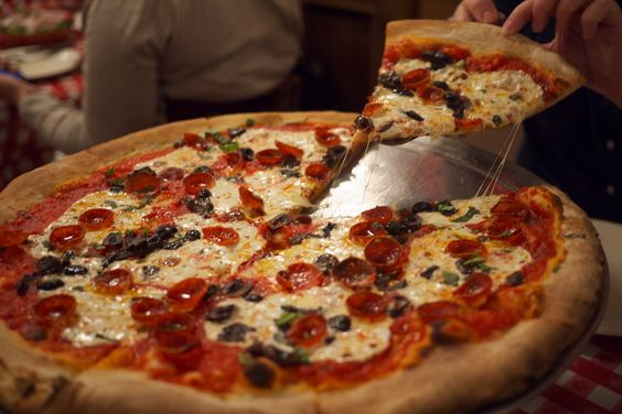Lombardi's Pizza New York City