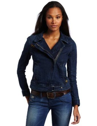 G-Star Women's Elgin Denim Jacket $240.00