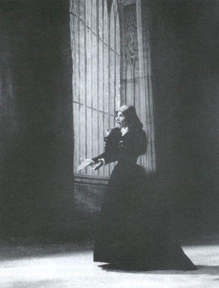Anna Bolena, 1957.