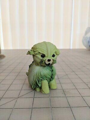 Enesco Home Grown 2004 Cabbage Dog 4002362 Figurine Vegetable