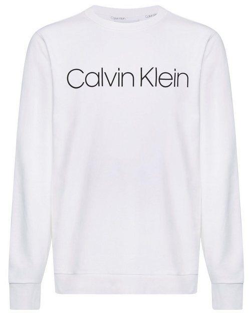 Calvin Klein Sweatshirt Reine Baumwolle Online Kaufen In 2020 Sweatshirt Pflegehinweise Habit