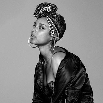 Alicia Keys – In Common acapella