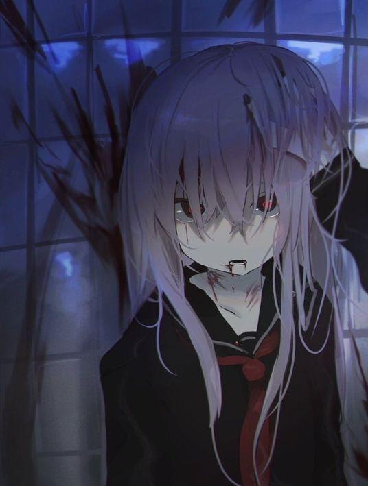 Gambar Anime Keren, Lucu, & Sedih 1