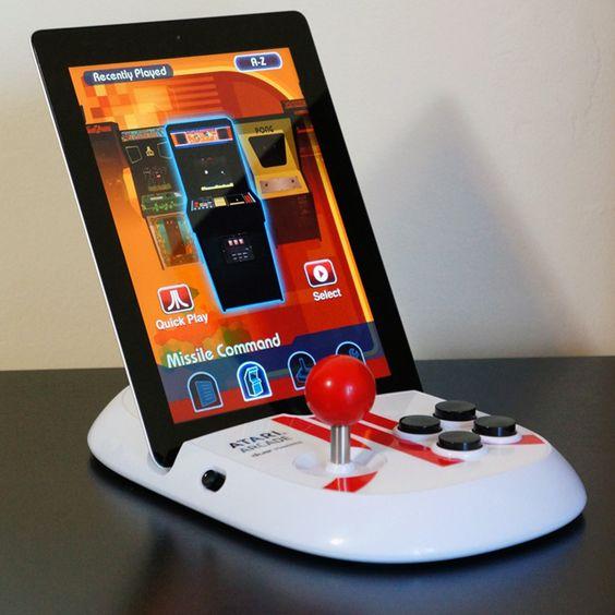 Atari arcade iPad Joystick