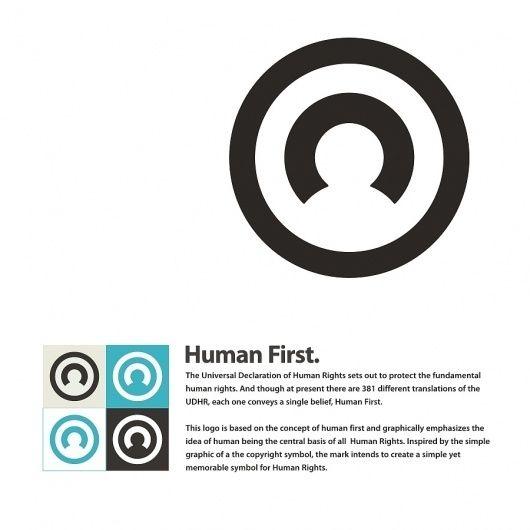 Logo Design Challenge For Human Rights Human Logo Design First Human Logo Design Human Logo Human Logotype