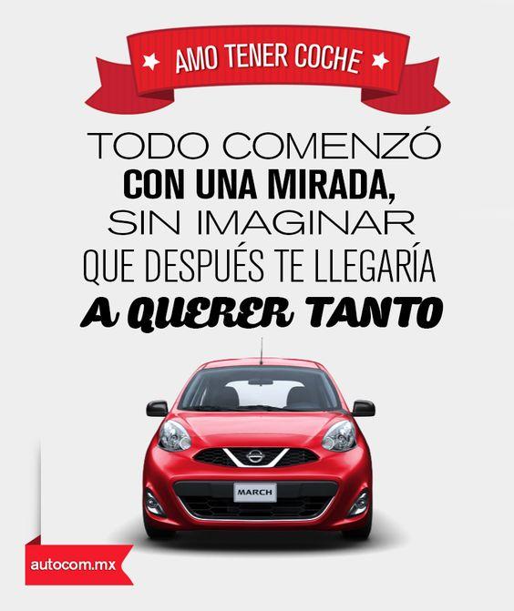 Amor a primera vista Nissan Frases Nissan