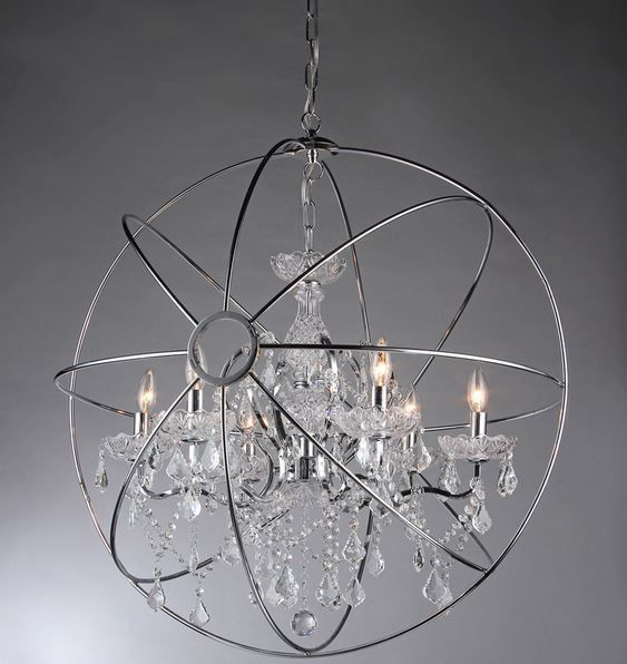 Contemporary Crystal Dining Room Chandeliers Impressive Inspiration