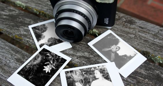 Fujifilm just brought its Instax instant film into the world of black-and-white…