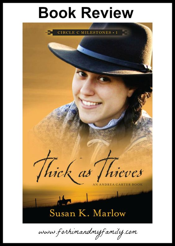 Check out our latest #hsreviews with Thick as Thieves a historical fiction novel geared towards ages 12 and up.  Join Andi and her family on their cattle ranch as they deal with cattle rustlers, new friends, and twin foals!  Great excitement for all!  #bookreview #horsenovel