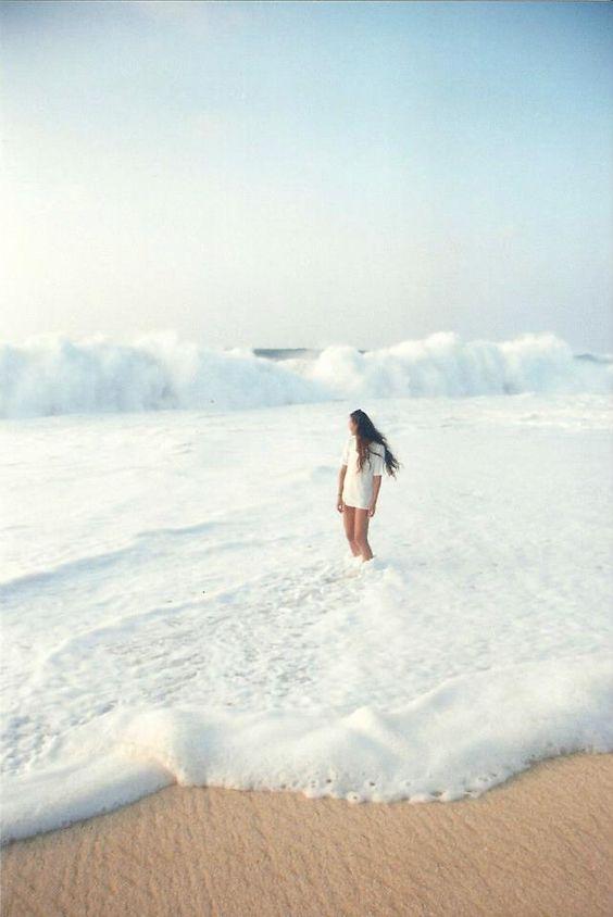 """""""L'obsession de la mer sans jamais prendre le large.."""" metaphore"""