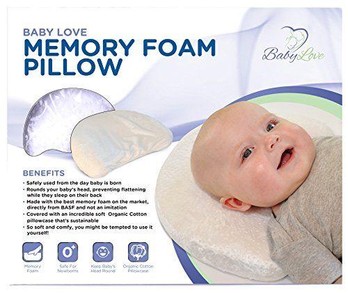 head shaping memory foam pillow
