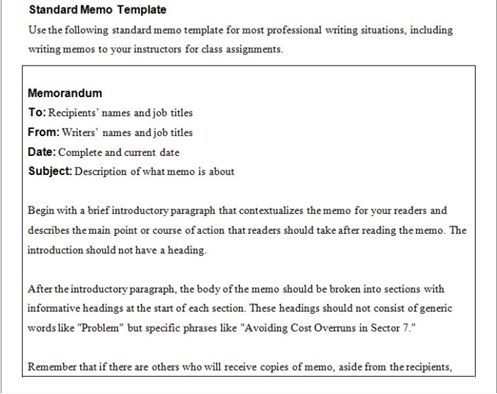 Business memo Templates Business memo Template Pinterest - meeting memo