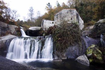 Molinos de la Barosa - Barro. Pontevedra. Galicia. Spain.