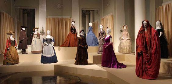La Galería del Vestuario, en el Palacio Pitti - http://www.absolutitalia.com/la-galeria-del-vestuario-en-el-palacio-pitti/