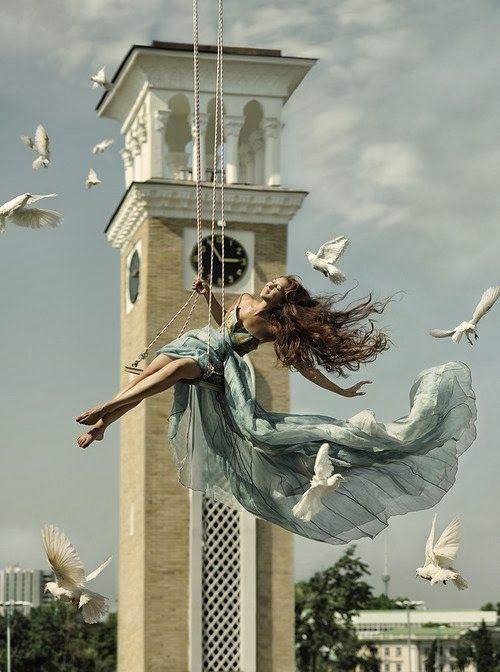 Wings Style: DAME ALAS PARA VOLAR Y MOTIVOS PARA QUEDARME