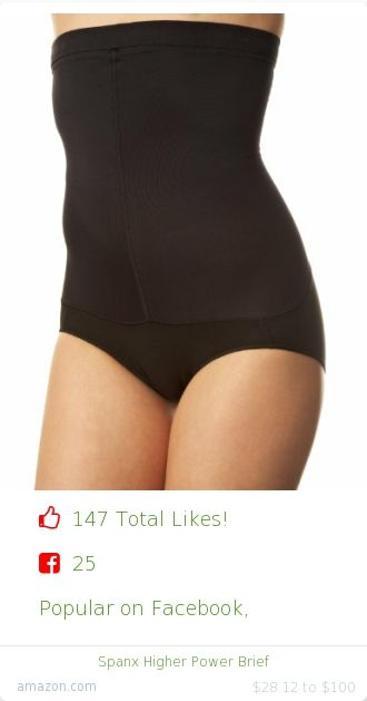 Top christmas gift on Facebook.  Top christmas gift on undefined 147 people likes on Internet. 25 facebook likes. 122 thumbs-up on .undefined spanx amazon christmas gift. spanx higher power brief from amazon christmas gifts. http://www.MostLikedGifts.com/top-popular-christmas-gifts/amazom-christmas-gift-B003JZWC5Y-spanx-higher-power-brief