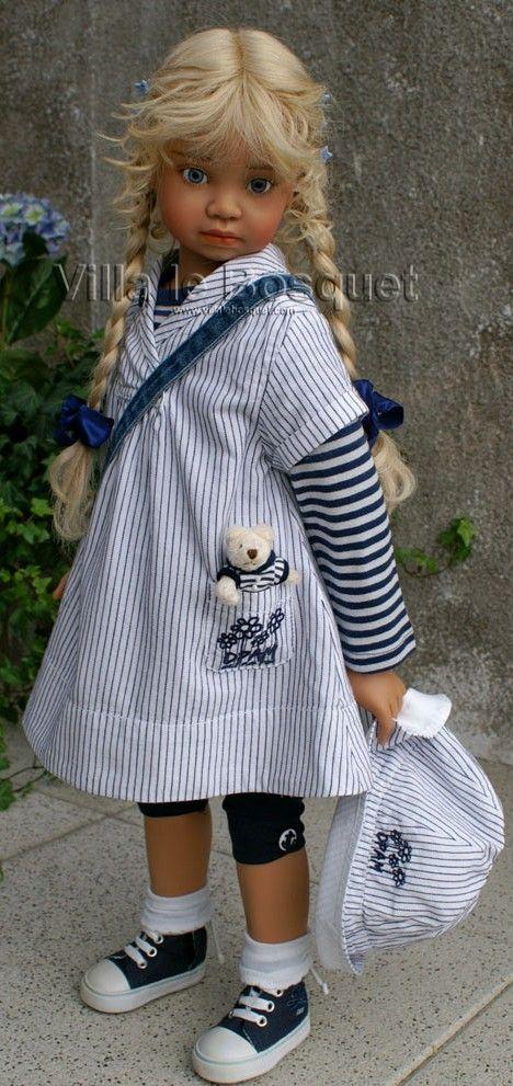 Oceane, Angela Sutter Doll: