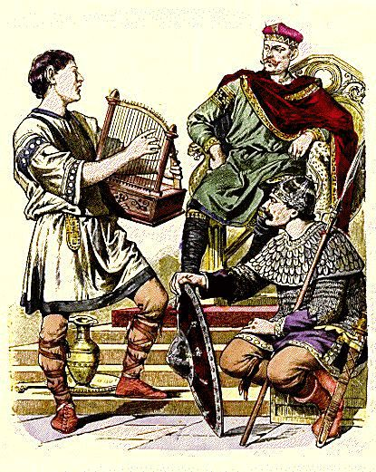 Carolingians - 700-800