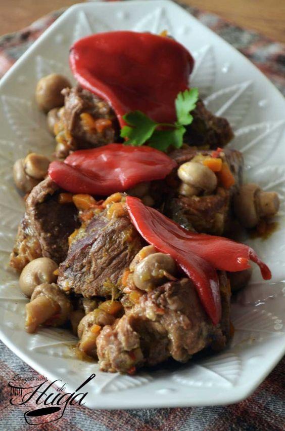 carne estofada tradicional | Las Mejores Recetas de Huga