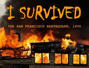Pacing guide, San francisco earthquake and I survived on ...