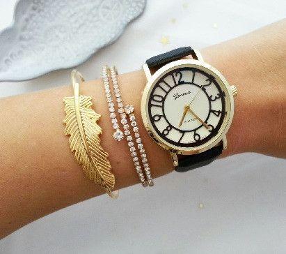 Dementional Timing watch   l u v v i 9