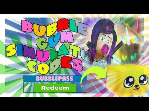 June 2020 All New Secret Roblox Codes For Bubble Gum Simulator Robux Giveaways Youtube Roblox Codes Roblox Bubble Gum