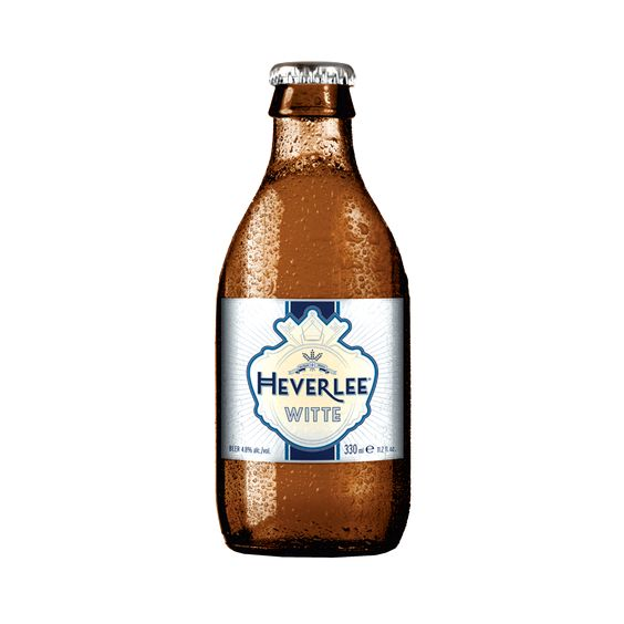 Bia Heverlee Witte 4,8% - Chai 330ml