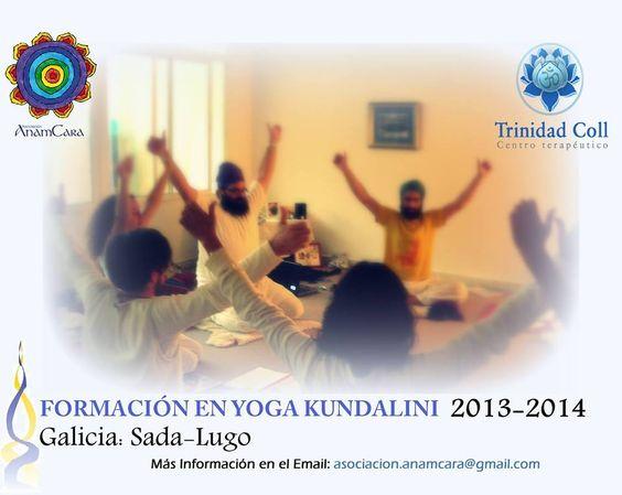 Maestro Acuariano Nivel 1 Programa de formación  y profundización en Kundalini Yoga Noviembre 2013 – Noviembre 2014 Galiciabr ... FORMACIÓN EN KUNDALINI YOGA EN SADA Y LUGO 2013-2014* MÓDULO 1: 16-17 NOVIEMBRE EN SADAin #Sada #Galicia via @Event2me @asociacionanamcara http://event2me.com/6598750