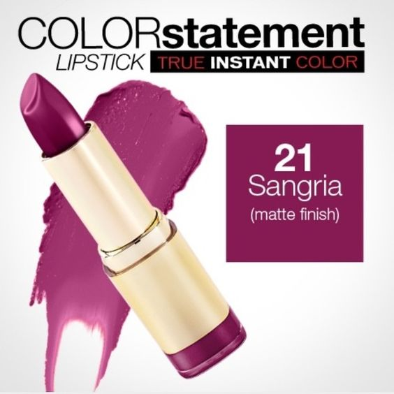 Milani, color #21 Sangría