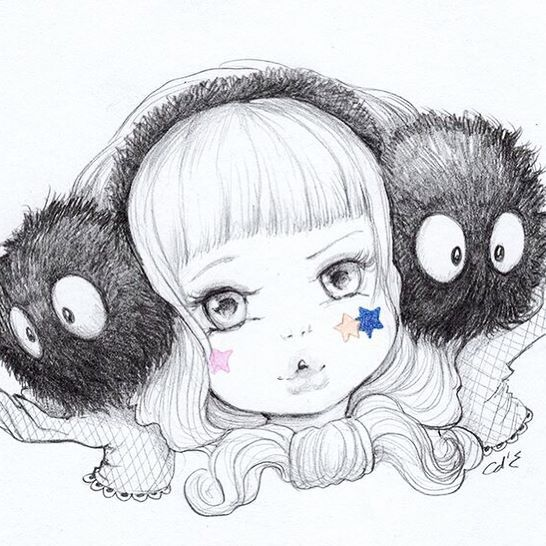 Brrr It S Chilly And Snowy In Vancouver So Perfect To Share My Girl Smuffs Who Is Snuggly Warm I Wish I Could Have A Pair Of Soot Sprite Earmuffs Like He