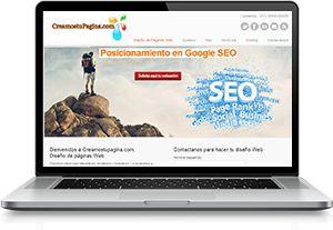 Diseño de paginas web y seo