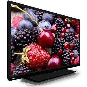 TOSHIBA 48L3433DG promo Tv Led TOSHIBA 48L3433DG Mistergooddeal, prix promo Mistergooddeal 489.95 € TTC