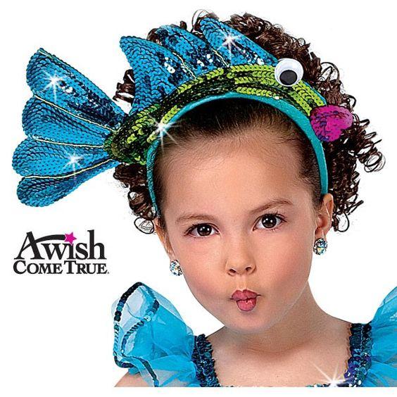 Under The Sea Character Dance Costume - Headband | Sea ...