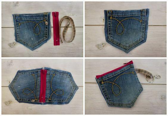 Accesorios y joyas fuera de viejos pantalones vaqueros.  Clases magistrales (2) (700x484, 239Kb)