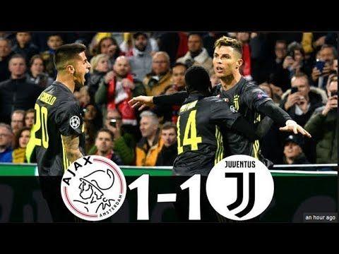 Ajax Vs Juventus 1 1 Goal Extended Resume Uef4 Champi0n April 2019