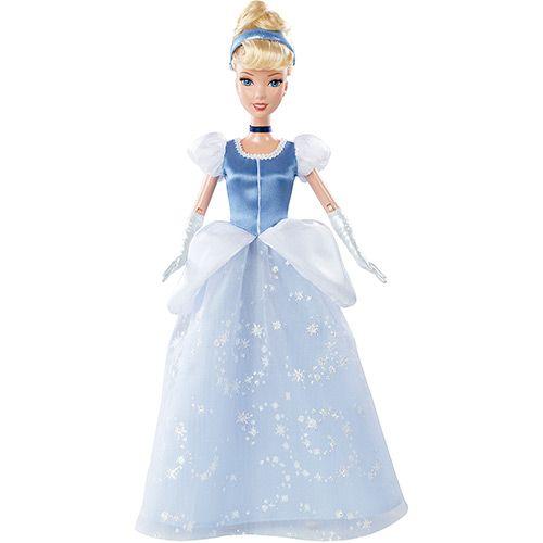 Princesas Disney Princesas Clássicas Cinderela BDJ26/BDJ27 Mattel