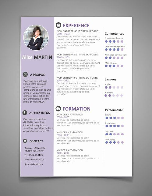 Resume Templates Free Word Best Of Curriculum Vitae Template Word 2016 In 2020 Resume Template Word Cv Design Template Resume Template Examples