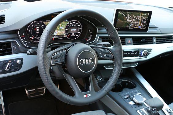 Nous avons essayé la nouvelle Audi A4 (2015) dans la région de Venise en Italie…