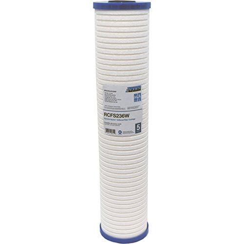 Aquios Jumbo Salt Free Water Softener Replacement Cartridge Well Water Water Softener Salt Free Water Well