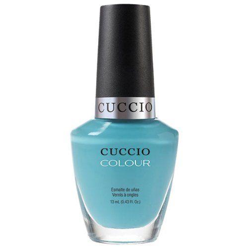 Cuccio Color Nail Polish, Make A Wish In Rome, .43 Ounce