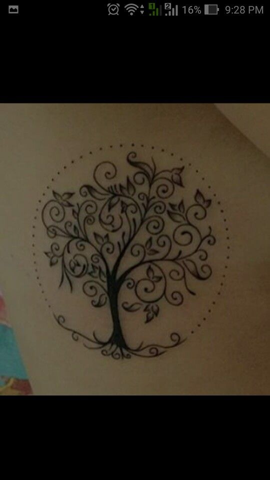 tree of life tattoo tattoos pinterest b ume baum. Black Bedroom Furniture Sets. Home Design Ideas