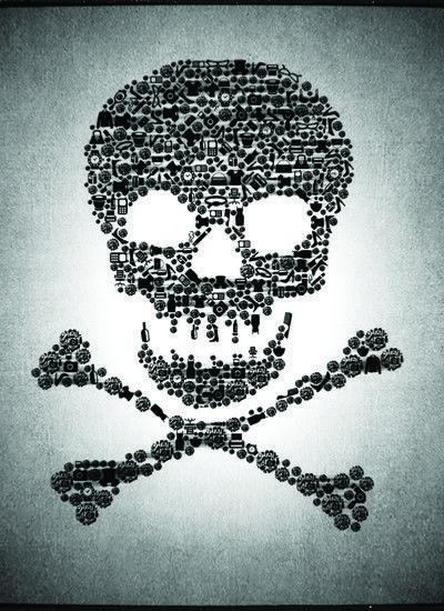 Um basta na pirataria