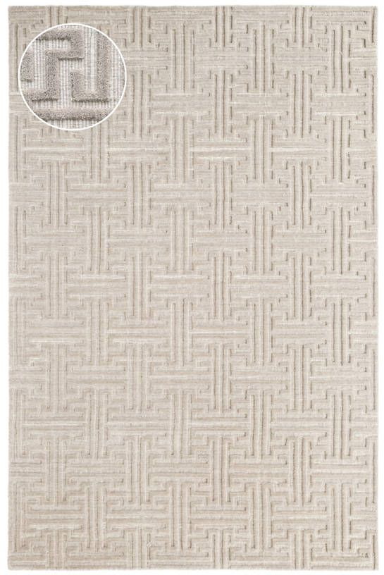 Beekman Zinc Jacquard Loom Knotted Rug Jacquard Loom Dash And Albert Knotted Rugs