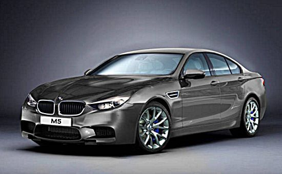 2016 BMW M5 Sedan Release Date